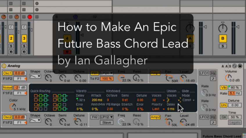 How to: Future Bass